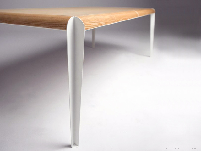 Slice Table Studio Sander Mulder