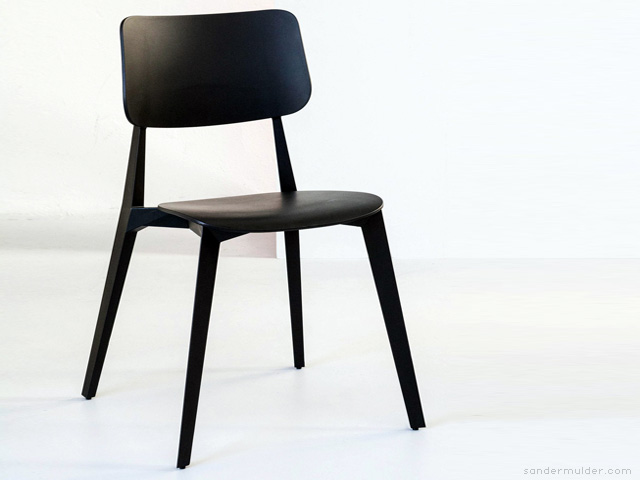 Stellar chair by Sander Mulder for TOOU