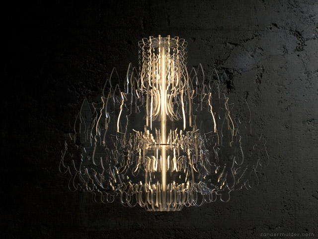 Therese chandelier