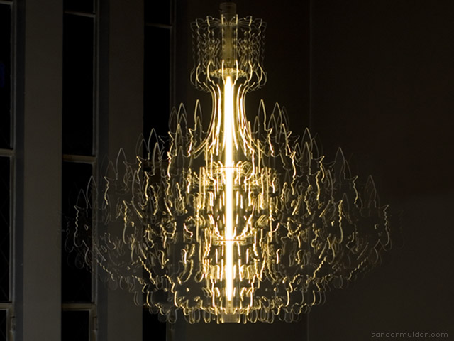 Therese XL chandelier